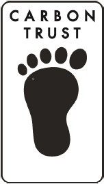 The Carbon Trust Footprint Label.